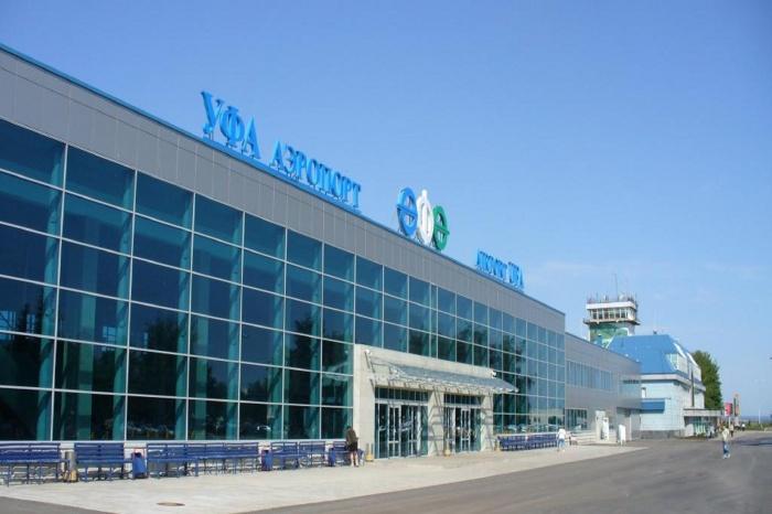 Ваэропорту «Уфа» поменялась схема движения городского автомобильного транспорта