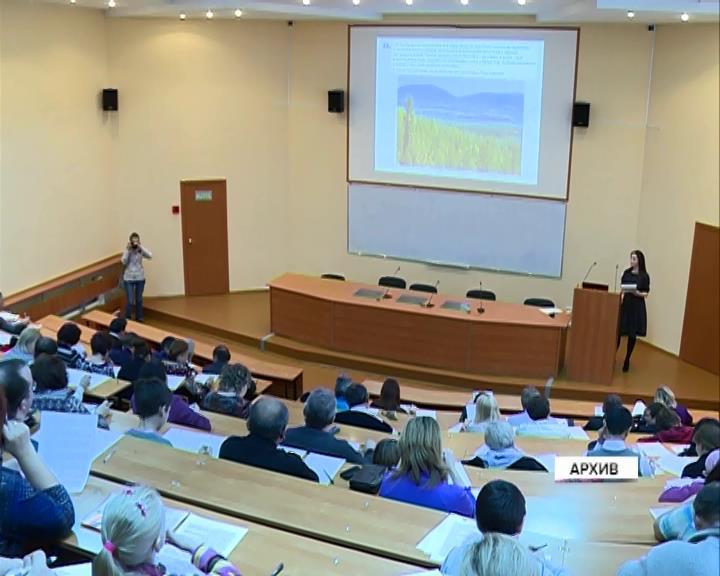 Воронеж пишет географический диктант— вместе с иными городами страны