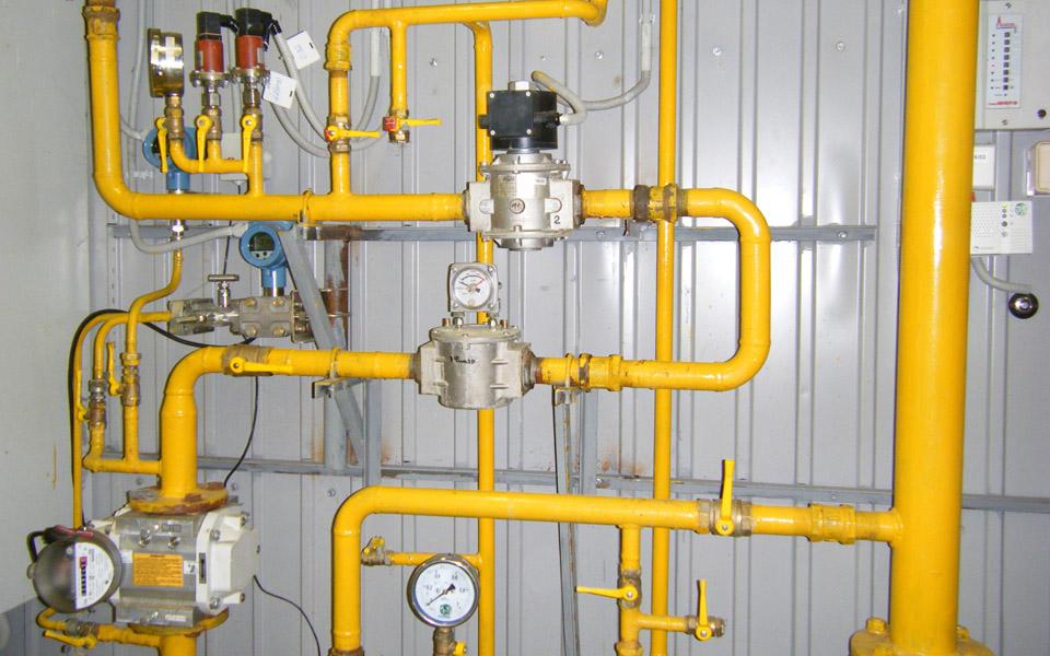 котельная с газовым котлом объект газораспределения