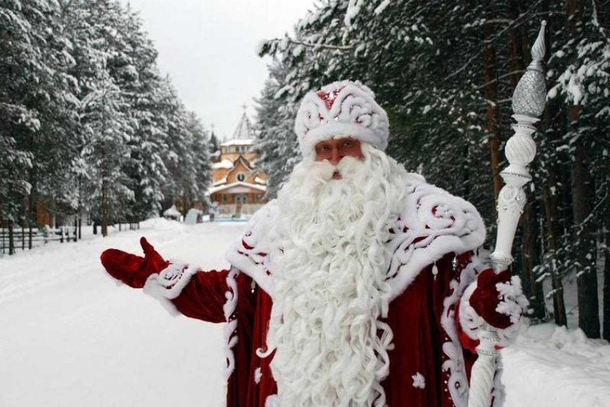 ВБашкортостане уДеда Мороза будет 5 резиденций