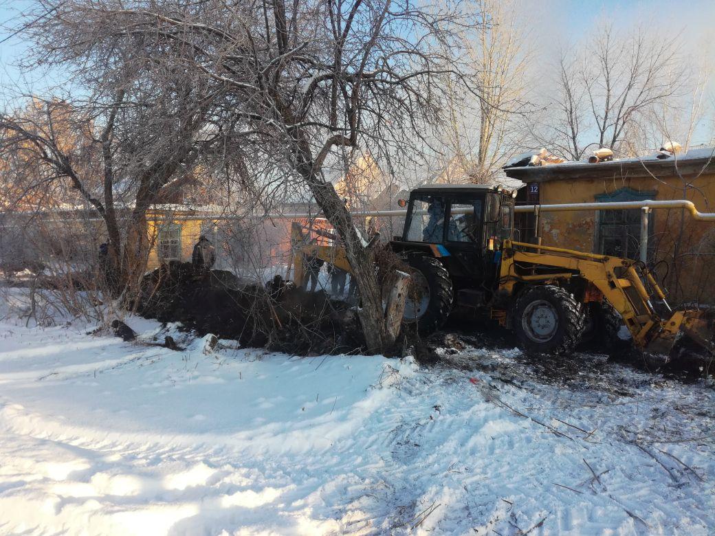 Из-за коммунальной трагедии 4 дома вУфе едва неостались без тепла