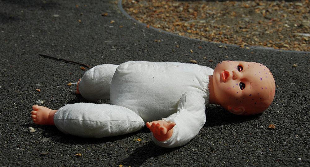 ВУфе вподъезде жилого дома найден младенец