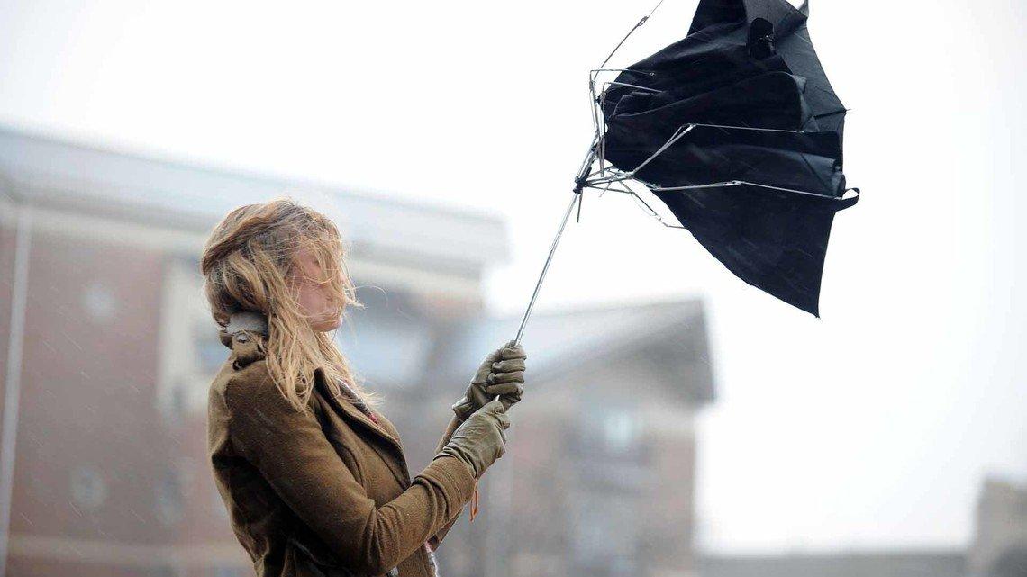 ВБашкирии объявлено штормовое предупреждение