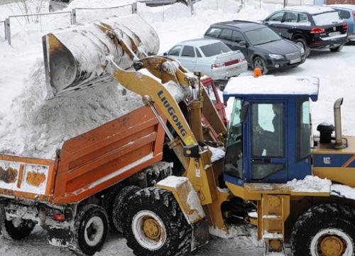 Снег вУфе втекущем году будут вывозить только с основных дорог