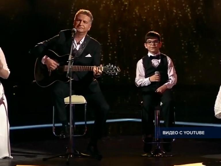 ВСочи торжественно встретят победителя шоу «Голос. Дети» Плужникова