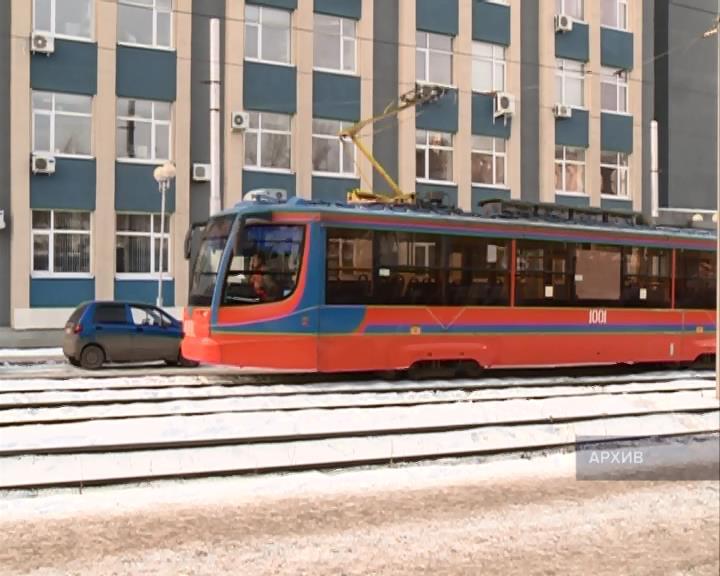 ВУфе временно закрыты три трамвайных маршрута