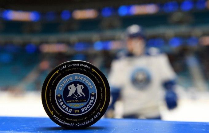 Сборная Запада выиграла Кубок вызова Молодежной хоккейной лиги