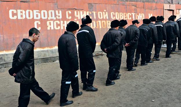 ВБашкирии около сотни заключенных могут оказаться насвободе прежде срока