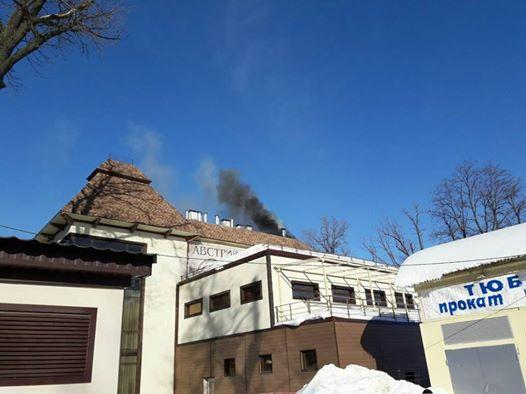 ВСоветском районе Уфы зажегся ресторан
