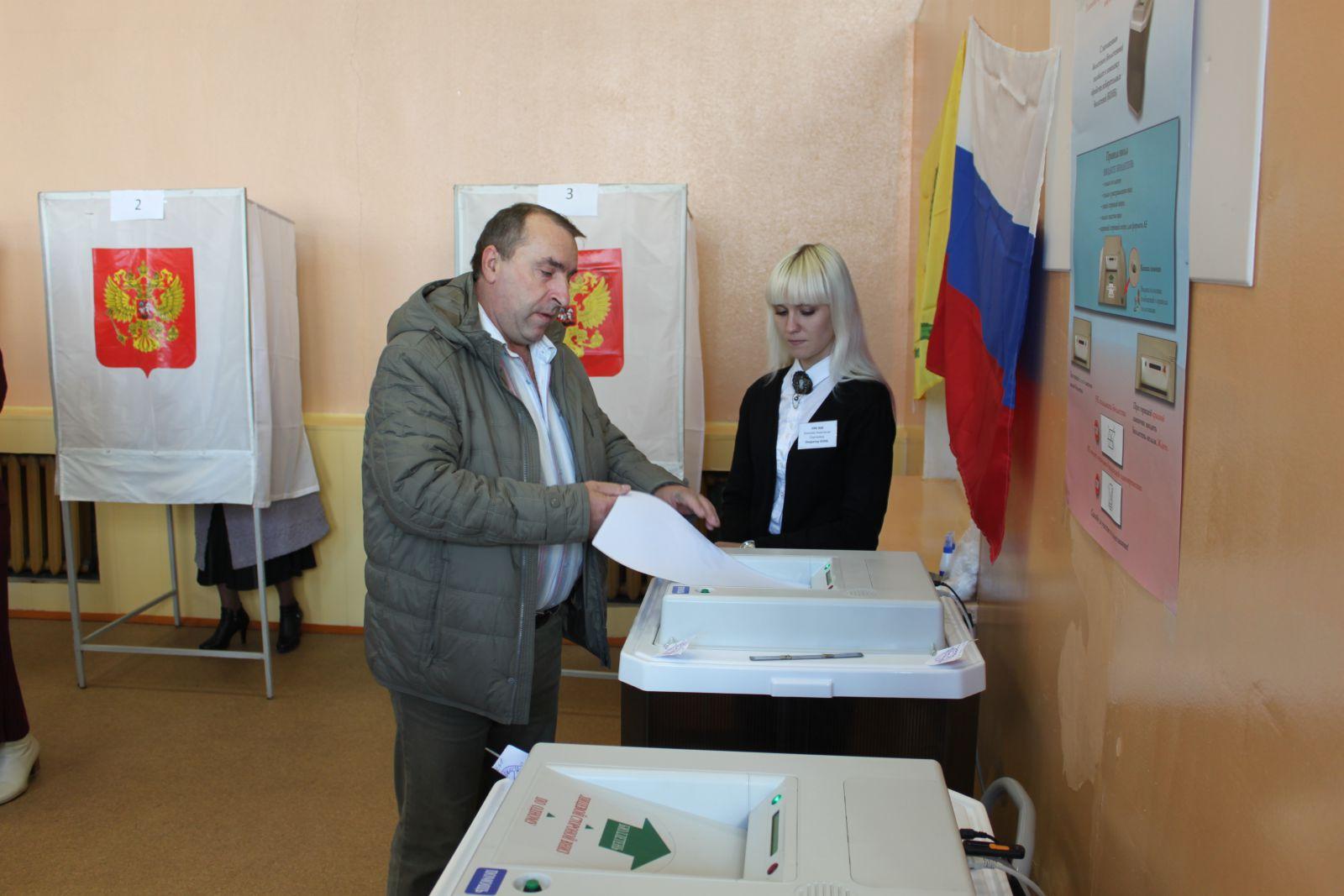 Наблюдатели ОБСЕ работают навыборах вАлтайском крае