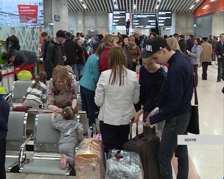 ВУфе застряли 300 пассажиров 2-х  рейсов вКазань