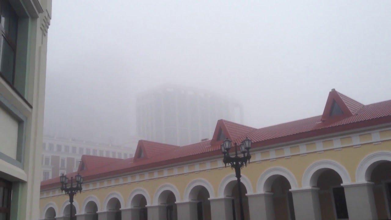ВБашкирии предполагается густой туман— МЧС