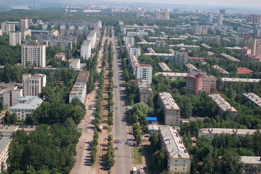 Ирек Ялалов попросил чиновников неменее ответственно относиться к наименованию улиц