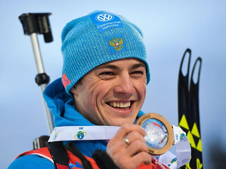 Бабиков поведал о собственной победе наэтапе Кубка мира побиатлону