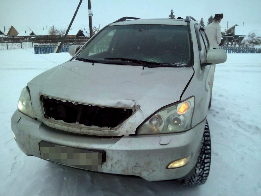 ВБашкирии автомобиль насмерть сбил пенсионерку и исчез