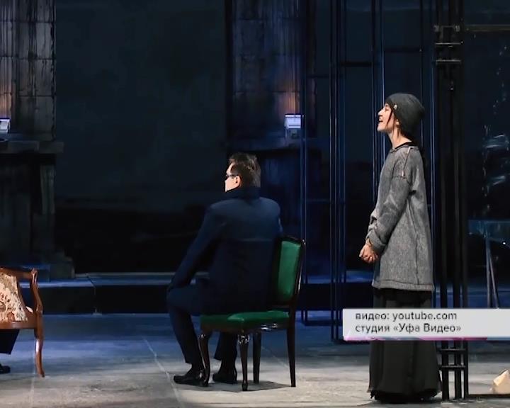 Башкирский театр драмы претендует на престижную награду- национальную театральную премию Золотая маска