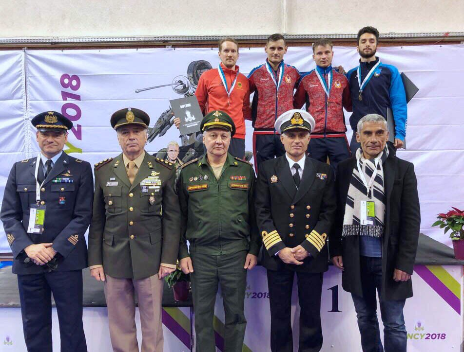Фехтовальщики изОсетии стали призерамиЧМ воФранции