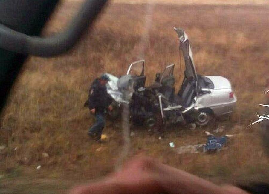 ВБашкирии вДТП погибли два человека, еще двое пострадали