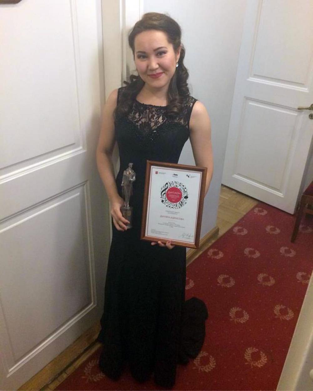 Солист воронежской Оперы стал лауреатом престижной премии «Онегин»