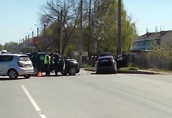 ВБашкирии «Nissan» столкнулся с«Kia»: пострадала пассажирка