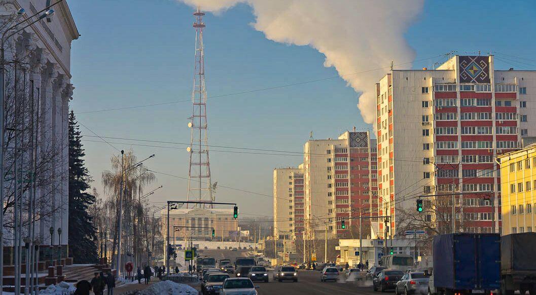 ВУфе из-за угрозы взрыва эвакуировали режимный объект