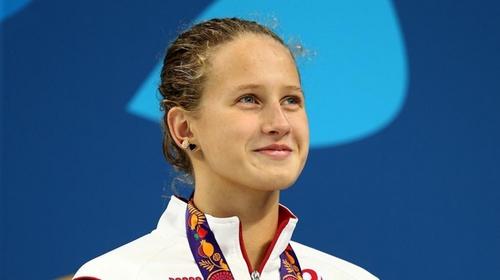 Молодая пловчиха изБашкортостана завоевала «серебро» начемпионате РФ