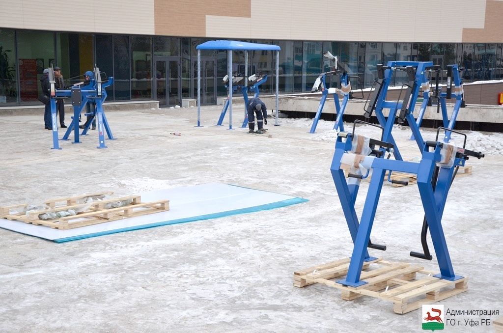 ВБашкирии приступили кстроительству комплексов ГТО