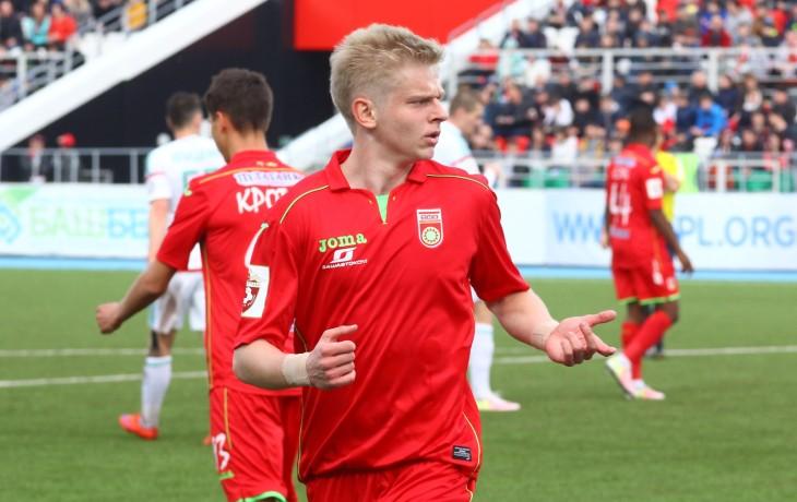 «Уфа» получает бонусы отвыступлений Зинченко за«Манчестер Сити»