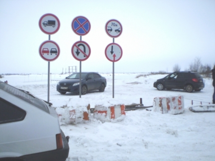 ВТюменской области заработали 4 ледовые переправы