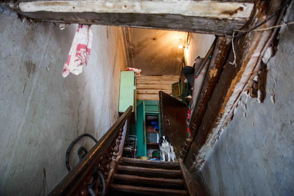Бездействие чиновников при расселении ветхого дома вУфе проверят вСледкоме